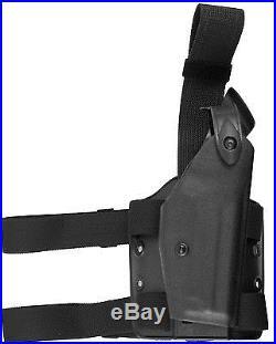Safariland 6004 SLS Tactical Holster withDbl Leg Straps, H&K USP 45, 6004-93-121