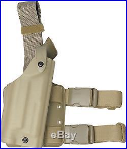 Safariland 6004 SLS Tactical Holster withDbl Leg Straps, H&K USP 6004-9321-551
