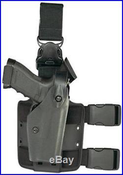 Safariland 6005 Black H K USP 9 40 SLS Hood Quick Release Leg Harness