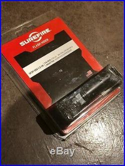 Surefire SF3P556 Suppressor Adapter Flash Hider M46 5.56mm Steel 2.7