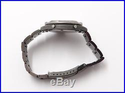 Telux Heckler & Koch Alarm Chronograph, Militär, HK, Wrist Watch, Montre, NOS, RaRe