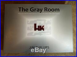 The Gray Room Picture Book New Heckler & Koch Museum HK Hard Cover H&K
