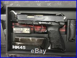 Tokyo Marui HK45 SAI Salient Arms Heckler&Koch Gas Blow Back Airsoft Gun Japan