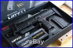 Tokyo Marui No. 4 H&K MP7A1 Electric compact machine gun F/S NEW