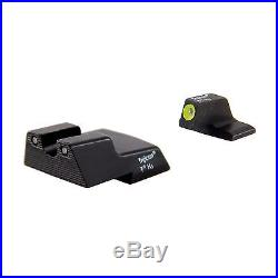 Trijicon HK110Y H&K. 45C. 45C Tactical, HD Night Sight Set Yellow Front Outline