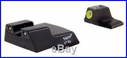 Trijicon HK110Y HD Night Sight Set for H&K P30 & 45C & VP9, Yellow 600602