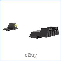 Trijicon HK610-C-600895 H&K HD XR Night Sight Set Yellow Front Outline