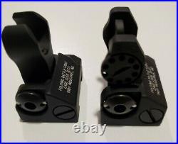 Troy Industries HK Front & Rear Battle Sight Set