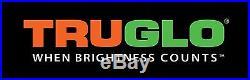 TruGlo TFX XTREME Tritium/Fiber Sights H&K VP9, VP40, P30, P30SK TG13HP1A