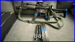 UMAREX H&K MP5A5 GEN 2 GBBR (ASIA EDITION) (BY VFC) (Rare Airsoft)