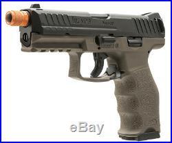 UMAREX Heckler & Koch VP9 Gas Blow Back Airsoft Pistol by VFC Dark Earth 2275025