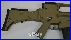 Umarex Ares H&K G36KV AEG Airsoft Rifle Scope Dark Earth Brown Foldable Stock