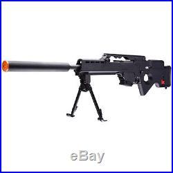 Umarex USA H&K SL9 Fully Automatic Semi Auto Electric AEG Blowback Sniper Rifle