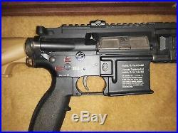 Umarex VFC HK 416 CQB Full Metal Airsoft AEG Rifle H&K