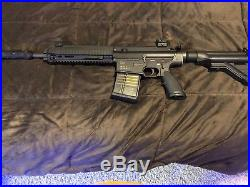 VFC H&K 417 D Airsoft Rifle AEG Highly Upgraded