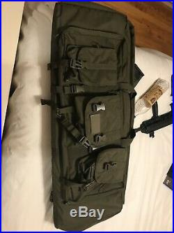 VFC H&K HK Full Metal 417 AEG Airsoft Rifle Starter Pack- Excellent Condition