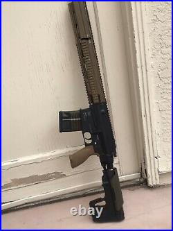 VFC H&K MR762 / G28 Airsoft AEG- Polarstar HPA Upgraded ONLY ONE IN THE WORLD