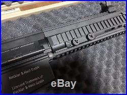 VFC Heckler & Koch Licensed HK417 Full Metal AEG Rifle