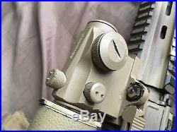 VFC Umarex H&K 416 CQB AEG With Custom Paint and 10 Mid-Cap Magazines