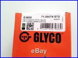 Verstärkte Pleuellager SPUTTER GLYCO VW 2,5l TDI LT28 T4 Transporter AXG ACV AHY