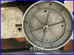 Vintage Rek-O-Kut K-33H Turntable with Wood Base WORKING Phonograph