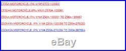 Vtg Honda CT70 H K0 3-4 Speed Z50 K0-K2 Triple Tree Handle Bar Clamp Bridge A94