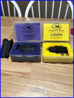 Wilcox Nightstalker LAM laser/light Rare HK H&K mark mk 23 usp Glock sig