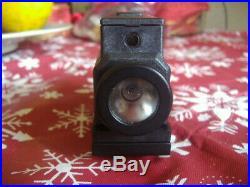 Wilcox NightstalkerLaser & IR Beamer Flashlight With HK USP Sight & Forget Mount