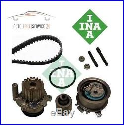 Zahnriemensatz Wasserpumpe INA für Audi A4 Skoda Seat VW Passat Sharan TDI